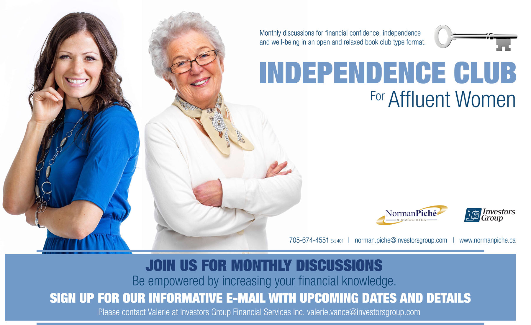 Independence Club for Affluent Women